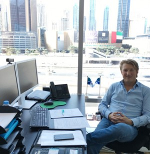 Acta Marine's Middle East office