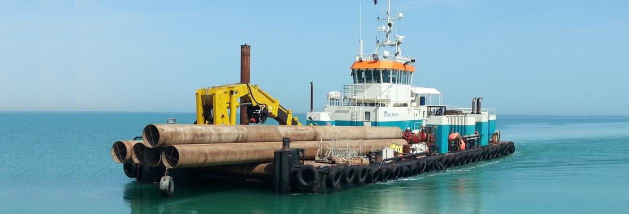 Workboats for coastal and shallow waters | Acta Marine